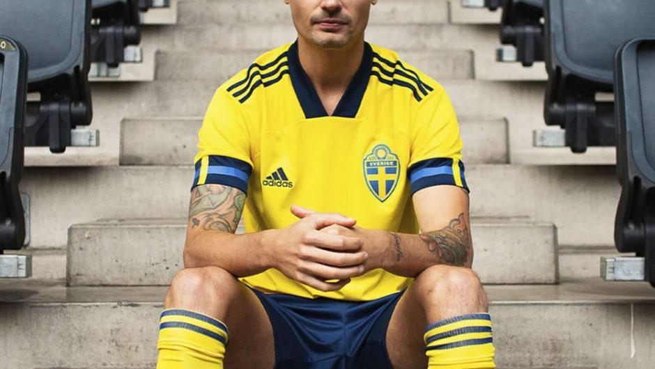 Camisetas de Suecia 2020 Primera