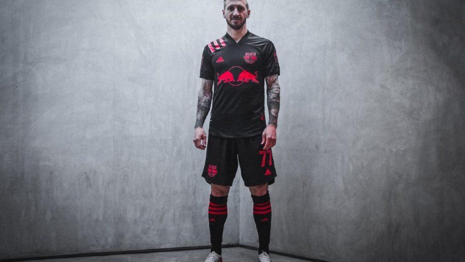 Camisetas de futbol New York Red Bulls Away 2020