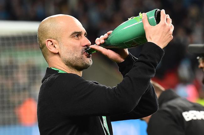 Guardiola-Manchester City