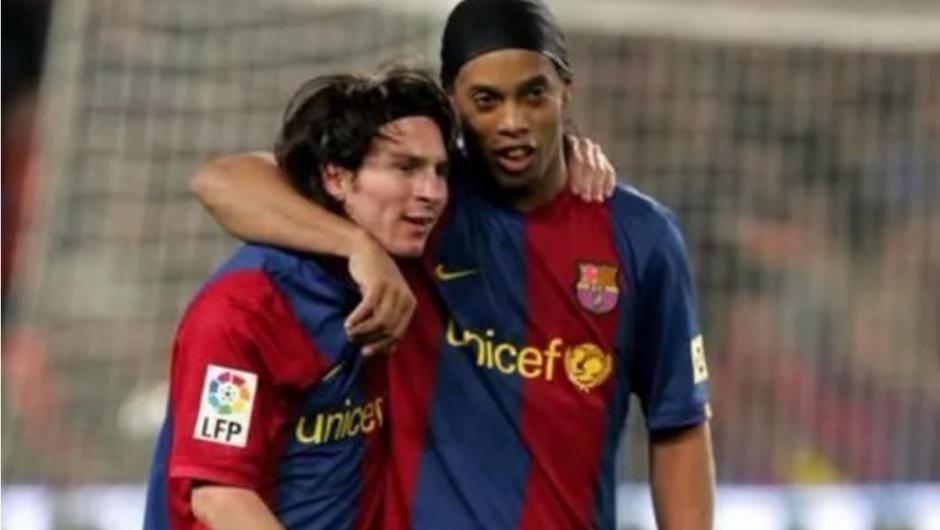¡Sé iluminado! Messi paga todas las deudas de Ronaldinho, ¡hasta 4 millones de euros!
