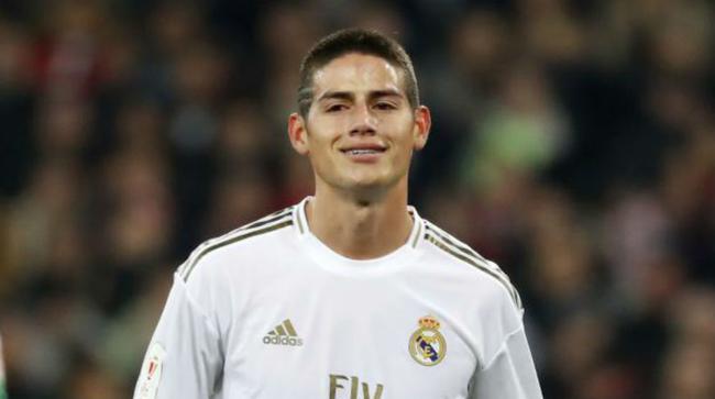 ¡El equipo de la Premier League está dispuesto a pagar 80 millones de euros por James Rodríguez!